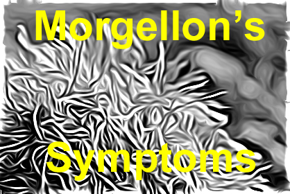 Morgellon's Symptoms